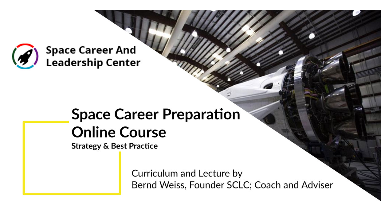 Space Career Preparation Online Course