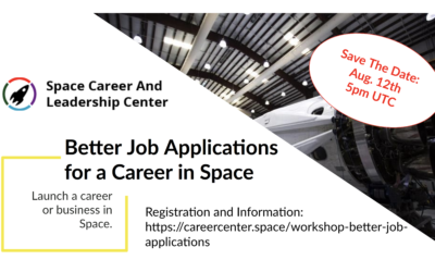 Quality Over Quantity – Workshop To Create Better Job Applications